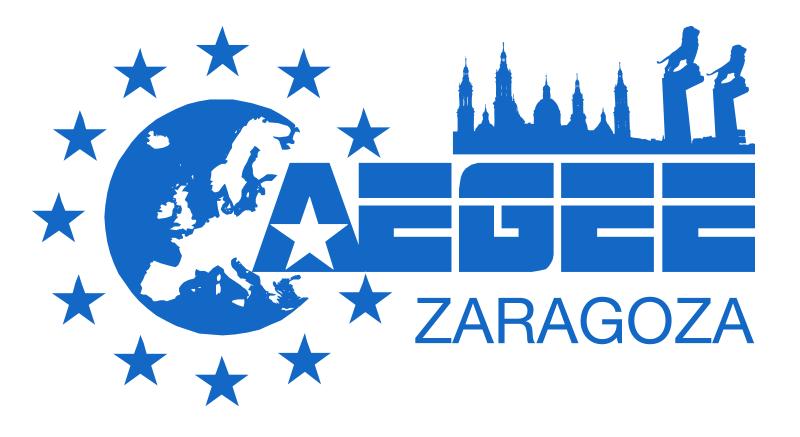 NUEVOLOGO_AEGEE-Zaragoza